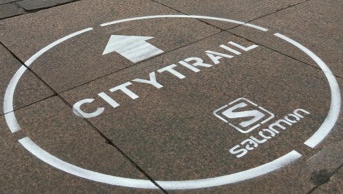 City Trail Salomon // Toulouse